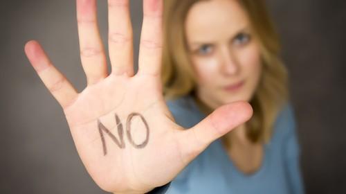 Dèficit  en assertivitat: No saber dir No